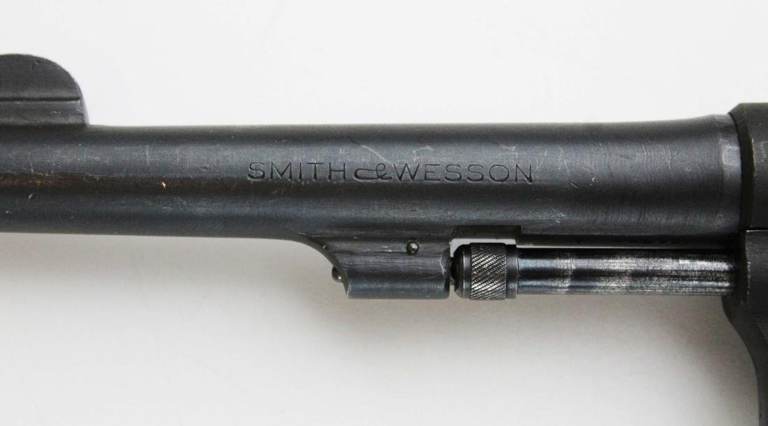 Smith and Wesson Model 10 US Military pistol - 6