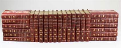 1891 Sir Walter Scott The Waverley Novels