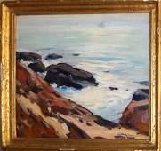 Emile Gruppe (AM 1896-1978) Bass Rocks