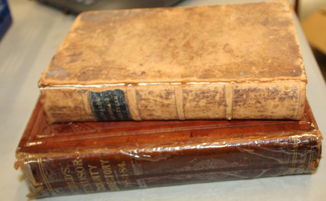 Two Early Books
