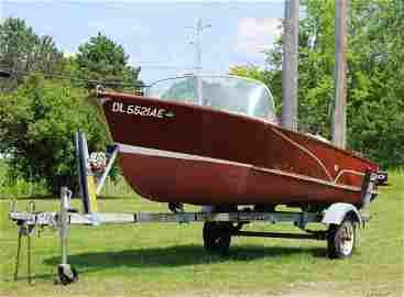 Wolverine Wagemaker Custom Boat