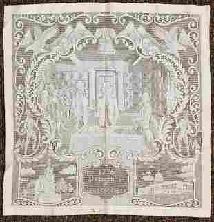1876 Centennial Expo Declaration of Independence