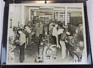 1963 BFA St Albans trade school photographs