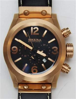 Brera men's wrist watch
