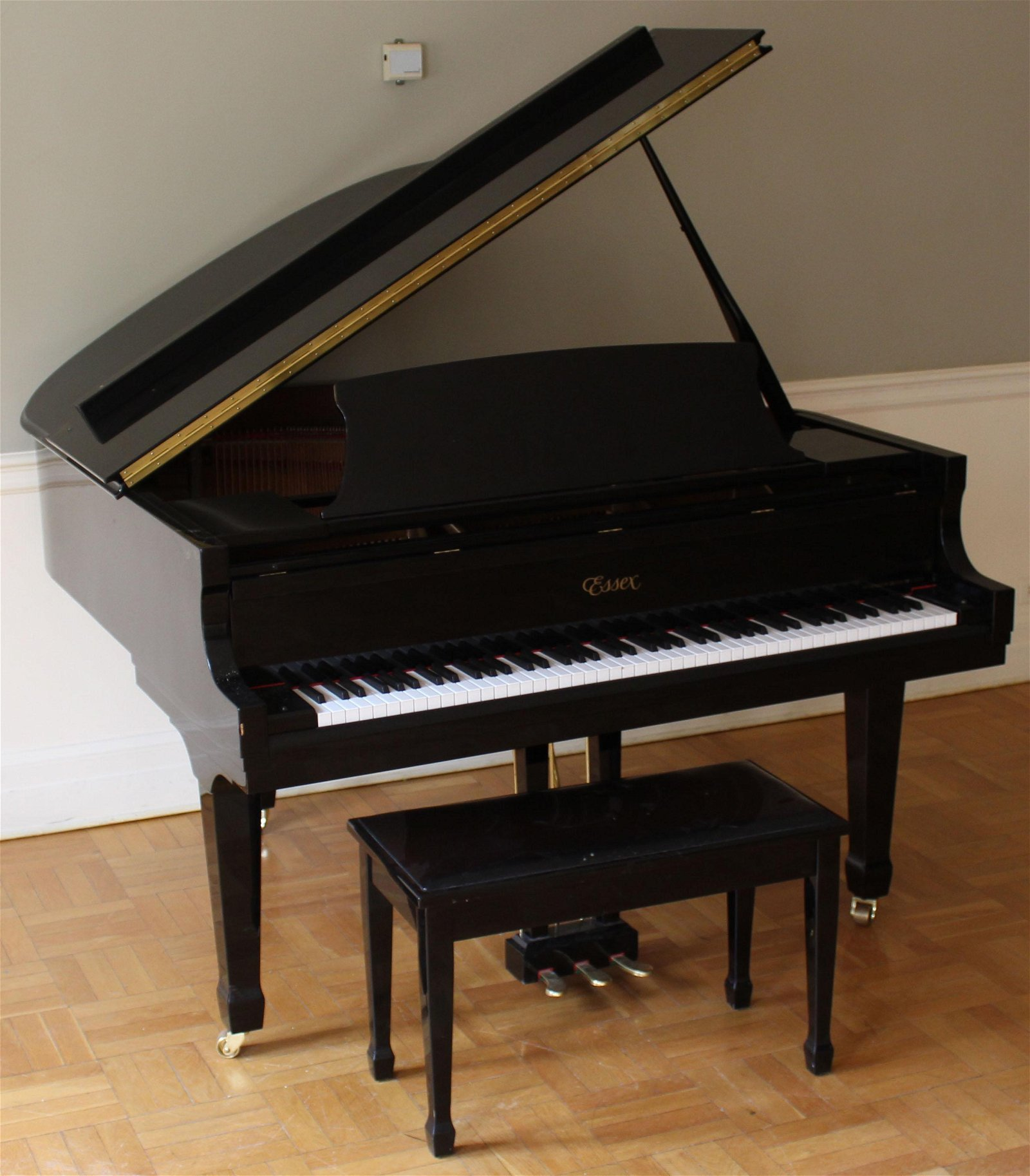 Essex by Steinway Baby Grand Piano