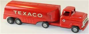 Buddy L Texaco pressed steel tanker