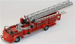 Charles Doepke Model Toys hook & ladder