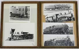 Rutland Central Vermont Railroad photos