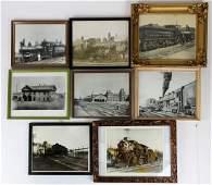 Central Vermont Railroad photographs