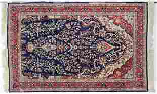 late 20th c Persian directional area rug
