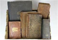 Vermont books, ledgers, maps