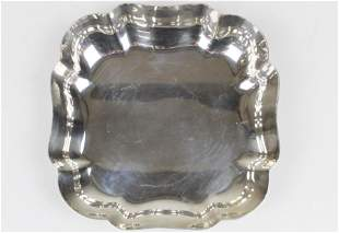 Tiffany and Co. sterling silver serving bowl