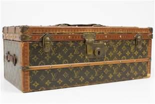 Miniature Louis Vuitton Steamer Trunk