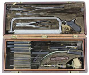 Civil War Era George Tiemann Surgeon's Kit