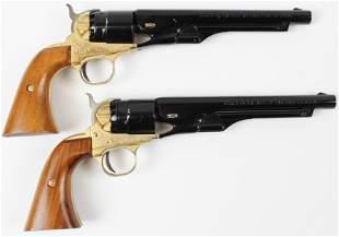 Pair of Colt Centennial Pistols in .22 short