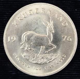 1976 South African Krugerrand