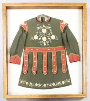 19th c Osage Wedding Coat