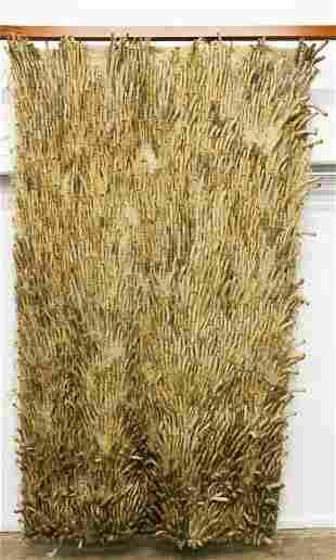 Ritzi Jacobi textile fiber art wall sculpture