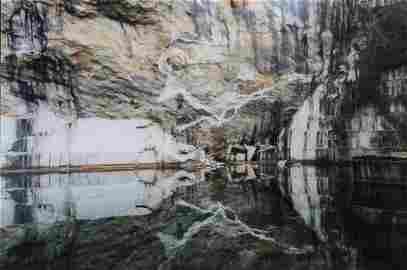 Edward Burtynsky (CA 1955-) Quarry Barre VT