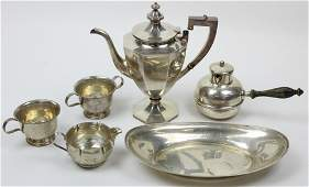 Assorted Sterling Silver Hollowware
