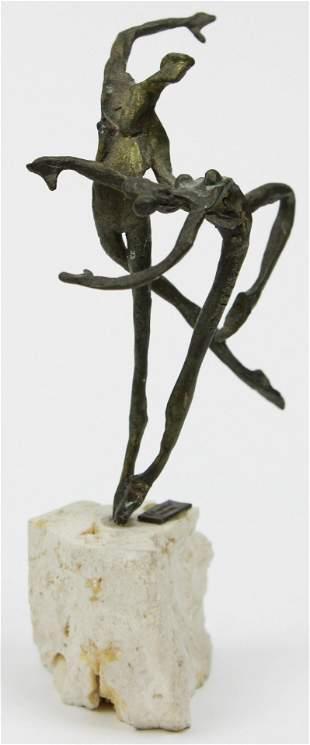 Emanuelle Scarnicci Miniature Bronze
