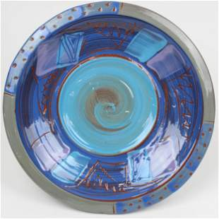 Alan Willoughby Studio Pottery Bowl