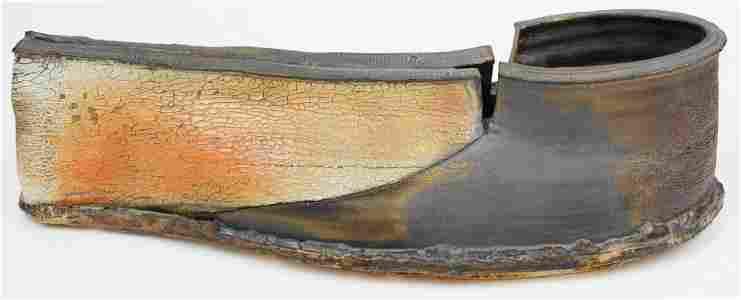 Kenneth Baskin Studio Pottery Vessel
