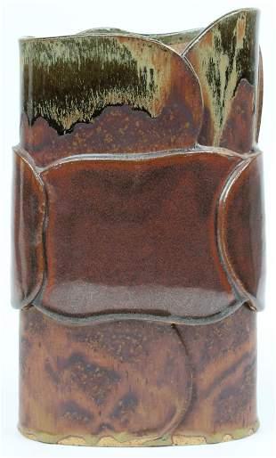 SRP K Kruger Studio Pottery Vase