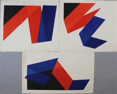 Jack Sonenberg (AM 1925-) Dimensions