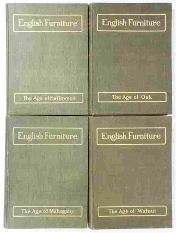 1908 Macquoid History of English Furniture