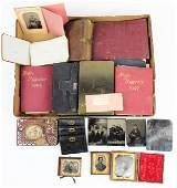 Parker Family Waterville  Johnson VT Diaries