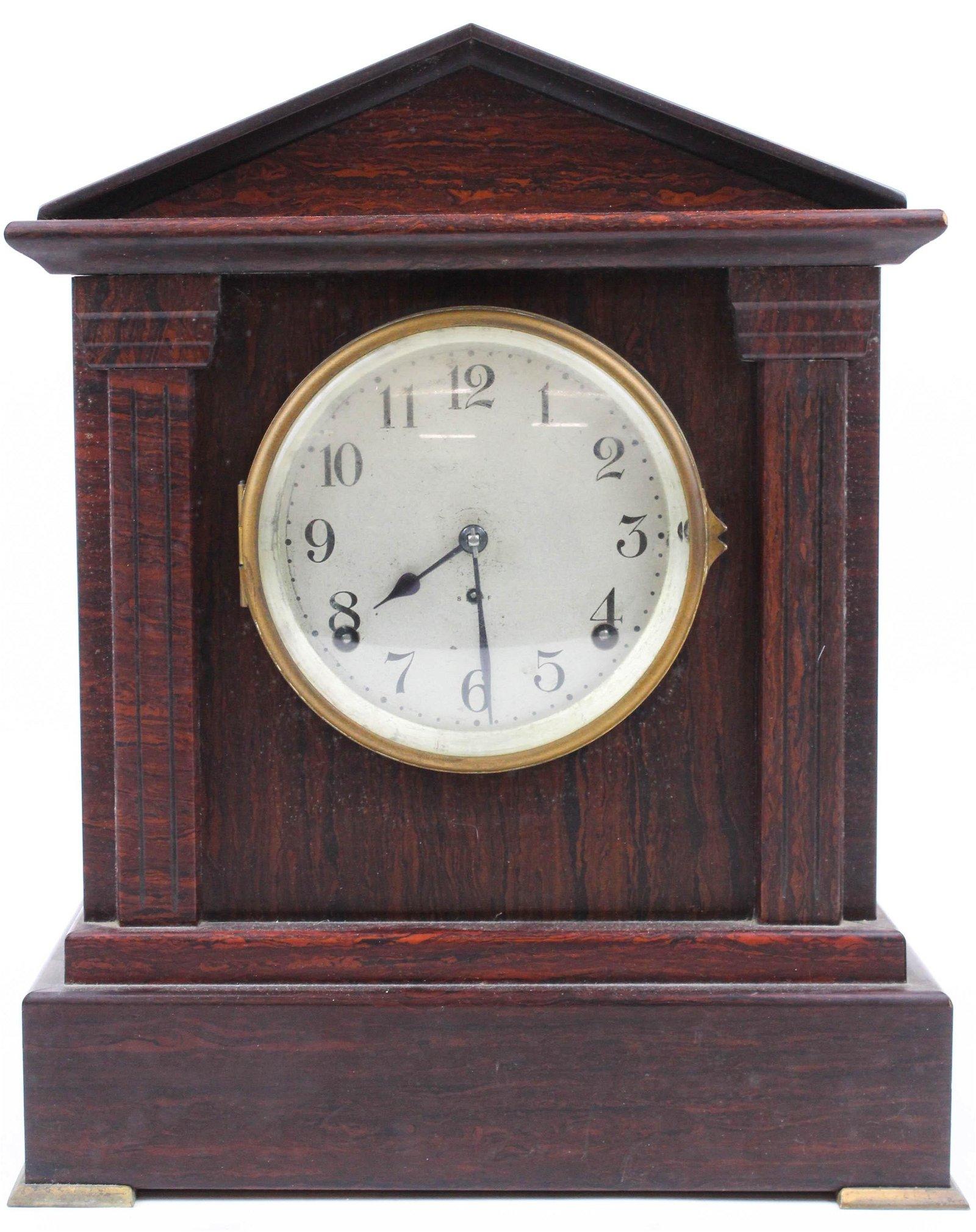 Seth Thomas Westminster Chimes Shelf Clock
