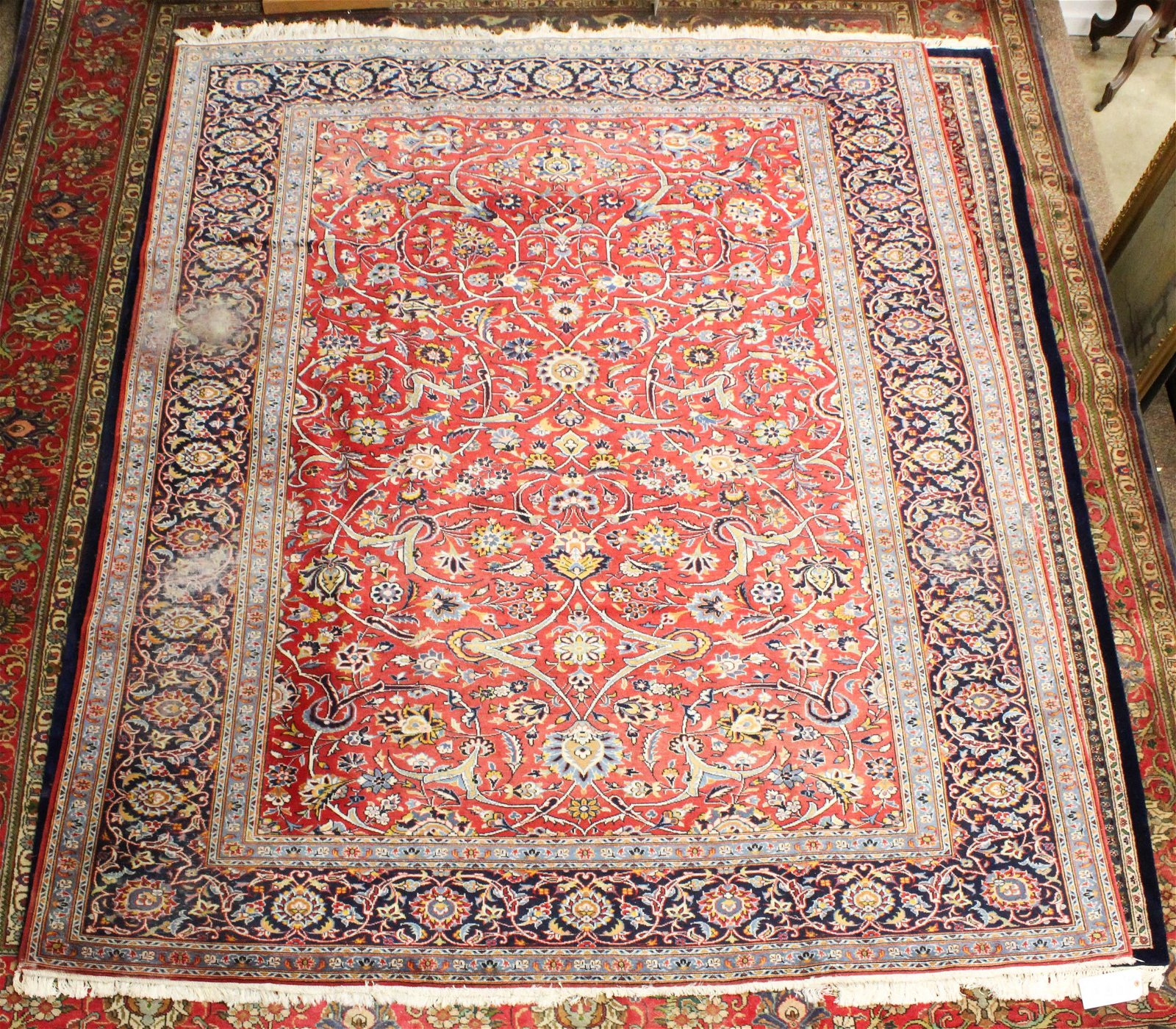 Persian Sarouk Main Carpet
