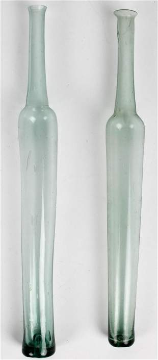 Attributed VT Glass Co. Lake Dunmore Bottles