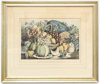 Currier  Ives American Prize Fruit