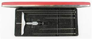Starrett No. 445 Vernier Depth Gage