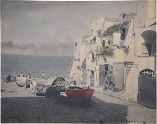 Wallace Nutting (AM 1861-1941) Capri