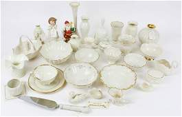 32 pcs Lenox Bone China Porcelain