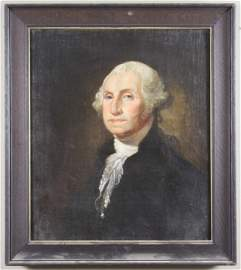 Gilbert Stuart (American 1755-1828) Portrait of