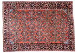 Early Mid 20th c Persian Sarouk Area Rug