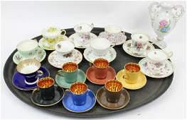 Bone China Tea Cups Herend Porcelain Urn