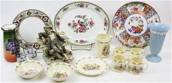 Lot of Mixed Tableware incl Wedgwood