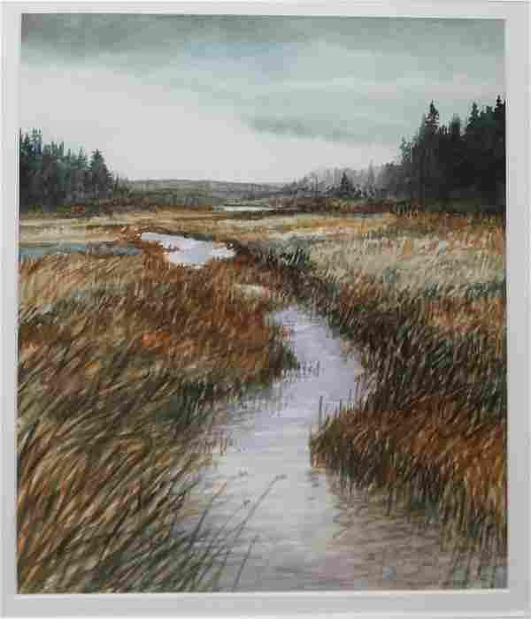 William E Murray (AM Contemporary) Gathering Storm