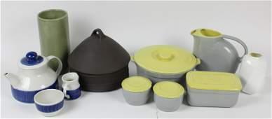 Lot of Vintage Kitchen Pottery incl Dansk Haeger