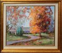Olive H Chaffee AM 18811944 Landscape