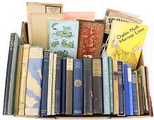 Prose and Poetry including 1st Editions