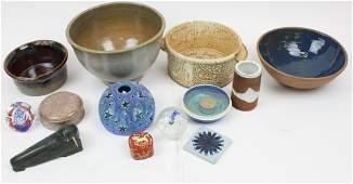 Inuit Walrus, Pottery, Decorative Decoys