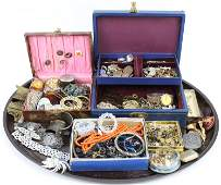 Vintage Costume Jewelry and Ladies Accessories
