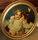 """After Thomas Lawrence """"The Calmady Children"""""""