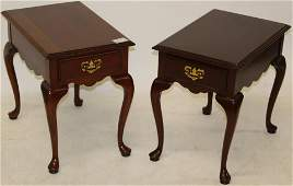 Pair of Harden Lamp Tables or Side Tables